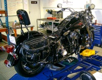 Harley Davidson Servicing & Repairs