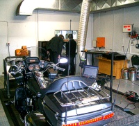 Harley Davidson Dyno Tuning at SAC Engineering