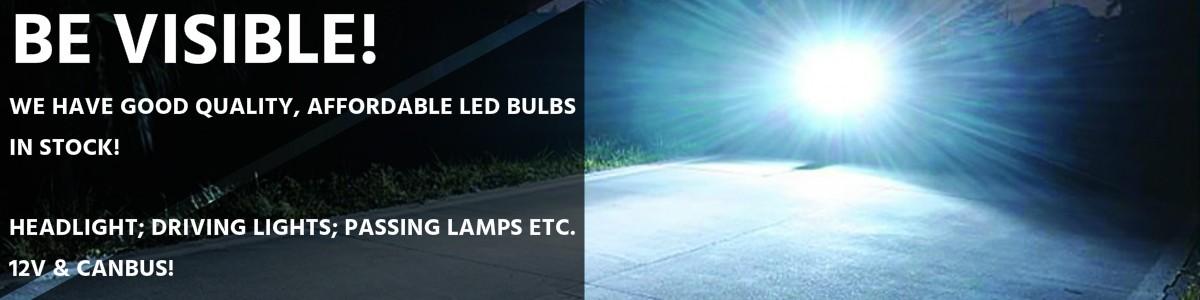 Harley LED Globes