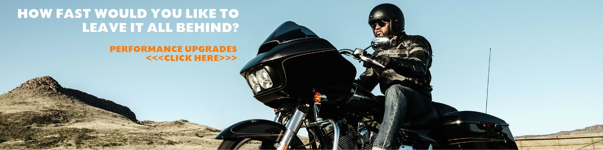 Harley Performance Upgrades