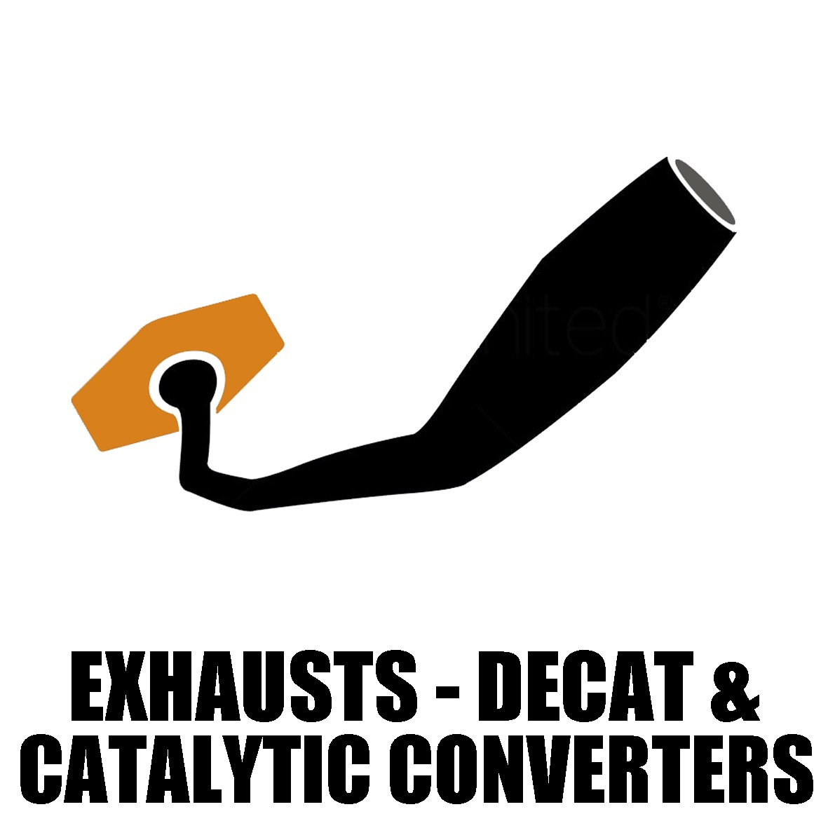 Harley Exhaust - Catalytic Converters - Decat - Wrapping