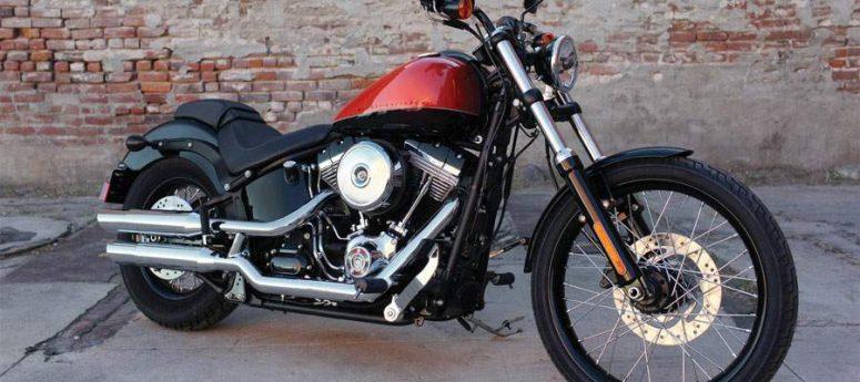 Harley blackline