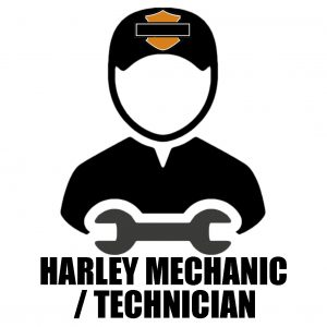 Harley Mechanic technician