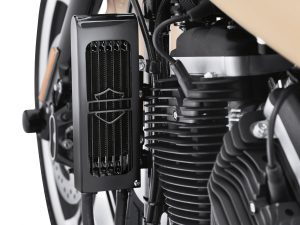 Harley Davidson oil cooler