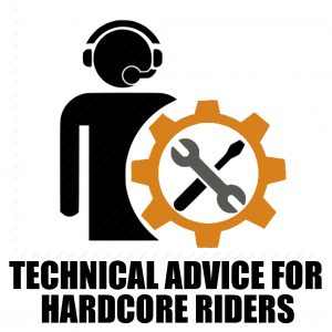 Technical Harley advice