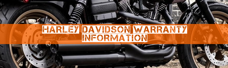 Harley Warranty Information